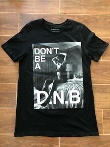 Represent Women's Ronda Rousey Dont be a DNB Graphic T Shirt XL UFC WWE JUDO MMA