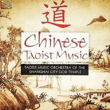 TAOIST MUSIC ORCHESTRA/ORCHESTRA OF THE SHANGHAI CITY GOD TEMPLE/TAOIST MUSIC OR