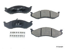 WD Express 520 04770 504 Front Disc Brake Pads