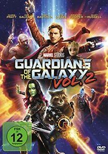 Guardians of the Galaxy Vol. 2 DVD NEU OVP Teil 2 Marvel