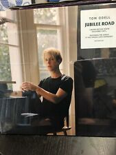 TOM O'DELL LP Jubilee Road - Limited Edition WHITE VINYL New 2018 + Downloads