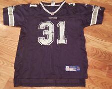 Dallas Cowboys Roy Williams Football Reebok Jersey Size Xl Youth (18-20)