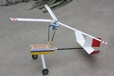 Luobo-10A RC Autogyro/ Gyroplane/ Helicopter/ Airplane KIT model