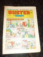 BUSTER & GIGGLE Comic - Date 07/09/1968 - UK Paper comic