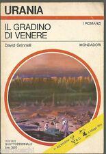 URANIA 588 IL GRADINO DI VENERE DAVID GRINNELL 19/3/1972- RIF  A ]