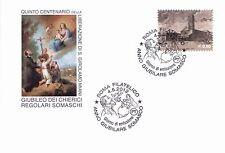 2012 Anno Giubilare Somasco - Italia - busta postale FDC