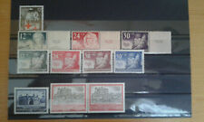 GENERALGOUVERNEMENT - Lot 12 timbres ** / *