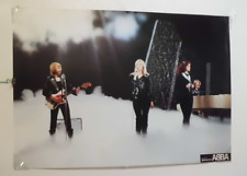 ABBA JAPAN original B2 poster rare