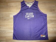 Grand Canyon Antelopes #24 GCU Basketball Nike Team practice Game Worn Jersey XL