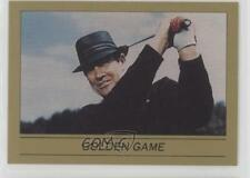 1993 Eclipse James Bond 007 Series 1 #57 Golden Game Non-Sports Card 0w6