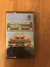 Original Album Cassette - Chuck Berry - Motorvatin - 22 Classics