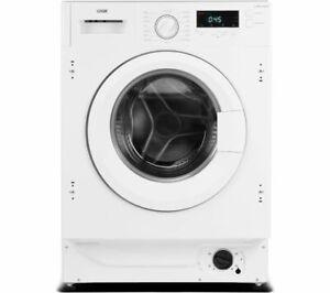 brand new LOGIK LIW814W15 Integrated Washing Machine - White
