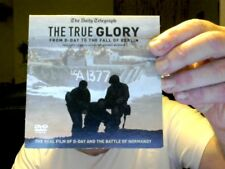 TRUE GLORY EVENTS 2ND WORLD WAR DVD PERFECT CHRISTMAS GIFT! FREE UK POST