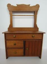 *True Antique Doll Size Wash Stand Victorian early 1900 - Lovely Condition