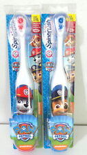 PAW PATROL SPINBRUSH KIDS POWERED TOOTHBRUSH SOFT PACK OF 2 - Marshall Chase