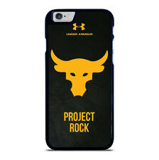 UNDER ARMOUR ROCK For iPhone 5 5S 6 6S 7 8 PLUS X XR XS 11 Pro Max Phone case