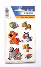 Sticker Stickers Schmetterling, Waldtiere, Elfen, Frosch, Tierkinder, Baustelle