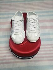 New Nfinity Evolution Adult Cheer Shoes, White. Size Youth 11