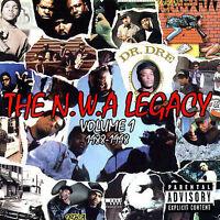 N.W.A, The N.W.A Legacy, Vol. 1: 1988-1998 Explicit Lyrics 2 Disc Set