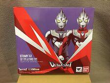 Bandai ULTRA-ACT Ultraman Tiga Sky Type & Power Type Action Figure
