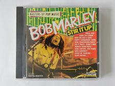 CD Bob Marley Masters of Pop Music Stir it up
