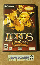 SEÑORES OF EVERQUEST COMPLETO - PC DVD-ROM FR