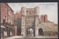 Yorkshire Postcard - York: Bootham Bar    RS6613