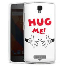 ZTE Blade L5 Silikon Hülle Case Handyhülle - Hug Me!