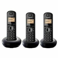 Panasonic KXTGB213EB Trio Digital Inalámbrico Teléfono Con Múltiple Language