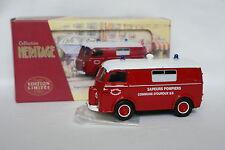 Corgi Heritage 1/43 - Peugeot D3A Pompiers Ouroux