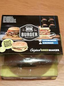 Original Burger maker in OVP