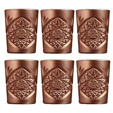 Libbey Whiskygläser Hobstar Kupfer (6-teilig)