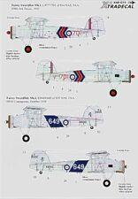 Xtradecal 1/48 Flota AIRE BRAZO Fairey Swordfish mk.i 1938-39 #48073