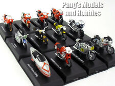 Ducati Set of 12 different 1/32 Scale Diecast Models by NewRay