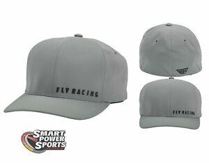 Fly Racing Delta Flexfit Hat -ALL SIZES/COLORS- Adult Mens Cap Hat Lid