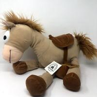 Disney Parks Toy Story BullsEye Horse Pony Plush NEW
