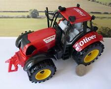 Wedding Day Gift Personalised Name Page Boy 21cm Red Farm Tractor Boys Toy Box
