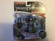 Transformers DOTM Human Alliance Sergeant Noble Tailpipe & Pinpointer