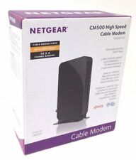 Netgear CM500 DOCSIS 3.0 High Speed Cable Modem 16 X 4 Tested