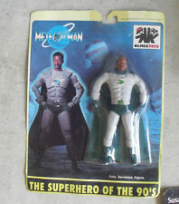 "1993 Olmec Toys Meteor Man 7"" Tall Action Figure NIP"