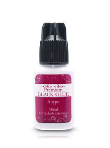 Premium A Type Glue for Sensitive Eyes 3/5/10ml Beginner  - Eyelash extensions