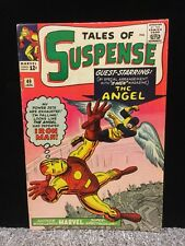 Tales of Suspense #49  6.5 FN+ Unrestored Marvel Iron Man 1st X-Men Xover OW