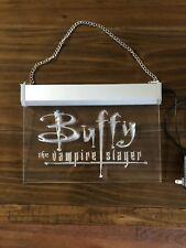 Buffy The Vampire Slayer Movie Led Neon Sign Light Plate Flag Bar