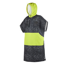 Mystic Poncho (Black/Lime Allover) Changing Towel