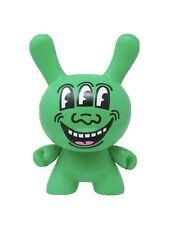 "Kidrobot x Keith Haring Masterpiece Three Eyed Monster 8"" Dunny Art Figure"