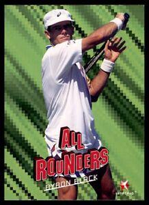 Intrepid Blitz! ATP Tour Tennis (1996) Byron Black Zimbabwe  No. 27