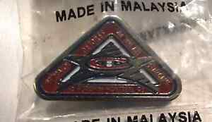 1993 NHL All-Star Game Lapel Pin Montreal Canadiens 44th All-Star Game