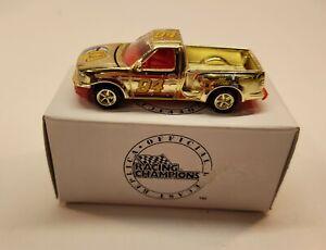 Racing Champions- #94 BILL ELLIOTT–Mac Tonight–GOLD-F150 Truck–NASCAR-New-Rare