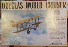 Williams Bros Douglas World Cruiser 1:72 #424 (NIB Sealed)