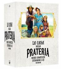 La Casa Nella Prateria - Serie Completa - Stagioni 1/8 -Cofanetto 49 Dvd - Nuovo